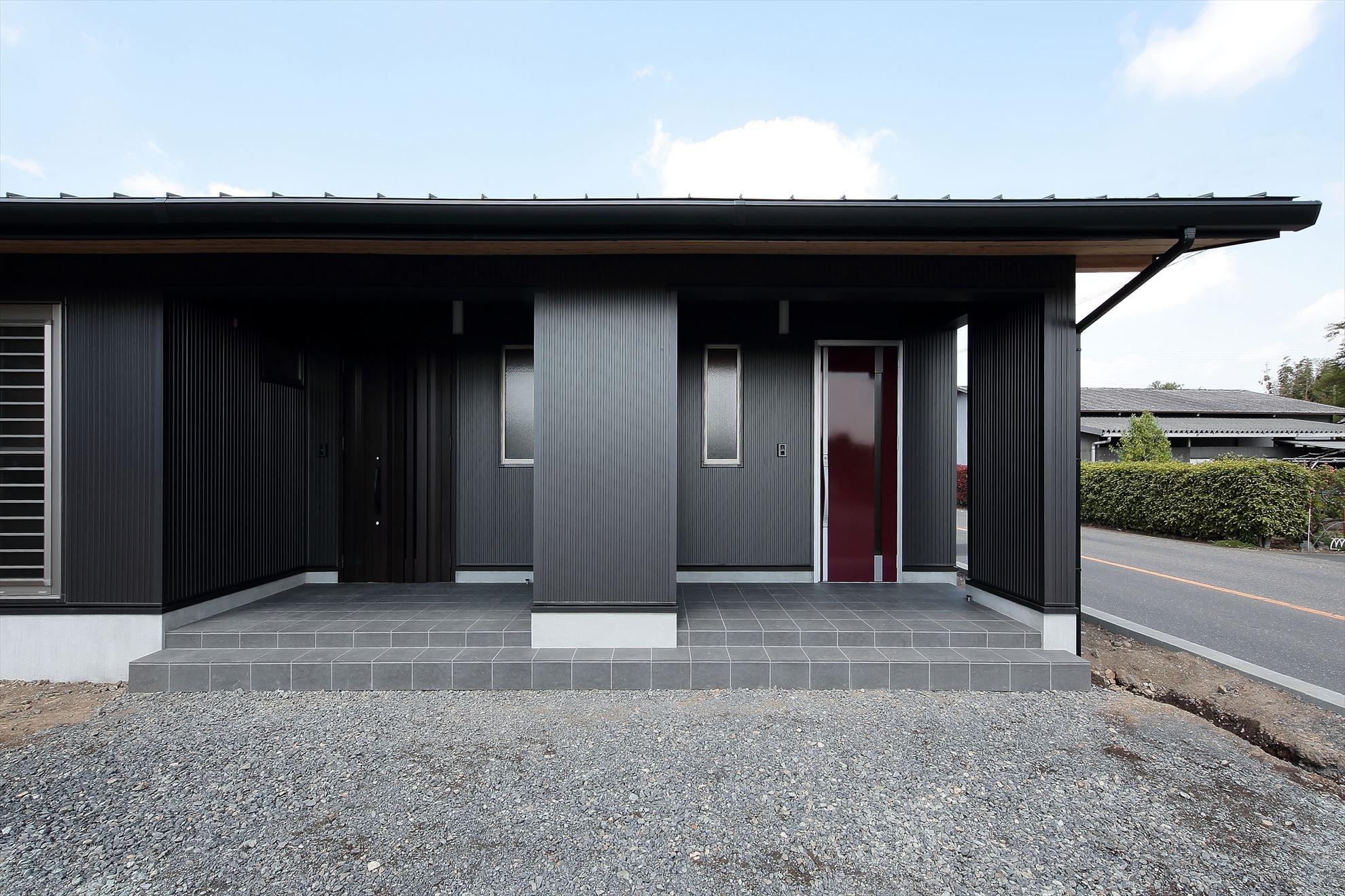 平屋を存分に楽しめるデザイン住宅 群馬県太田市